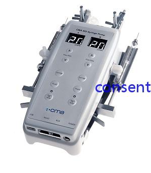 CMA 402双通道微透析泵