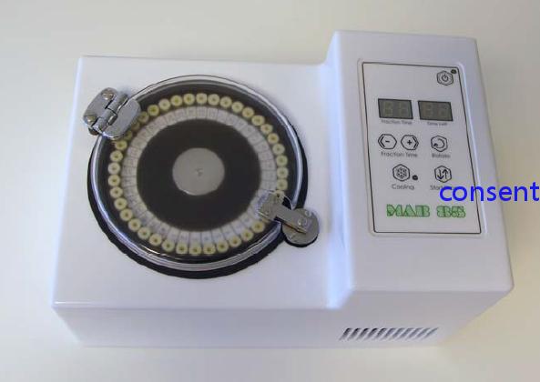 MAB 85低温双通道微量收集器